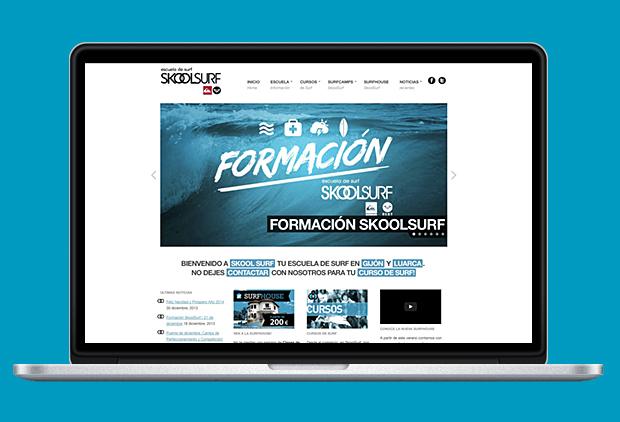 SkoolSurf Web